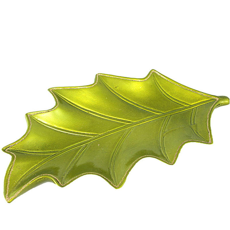 Holly Leaf Platter Large