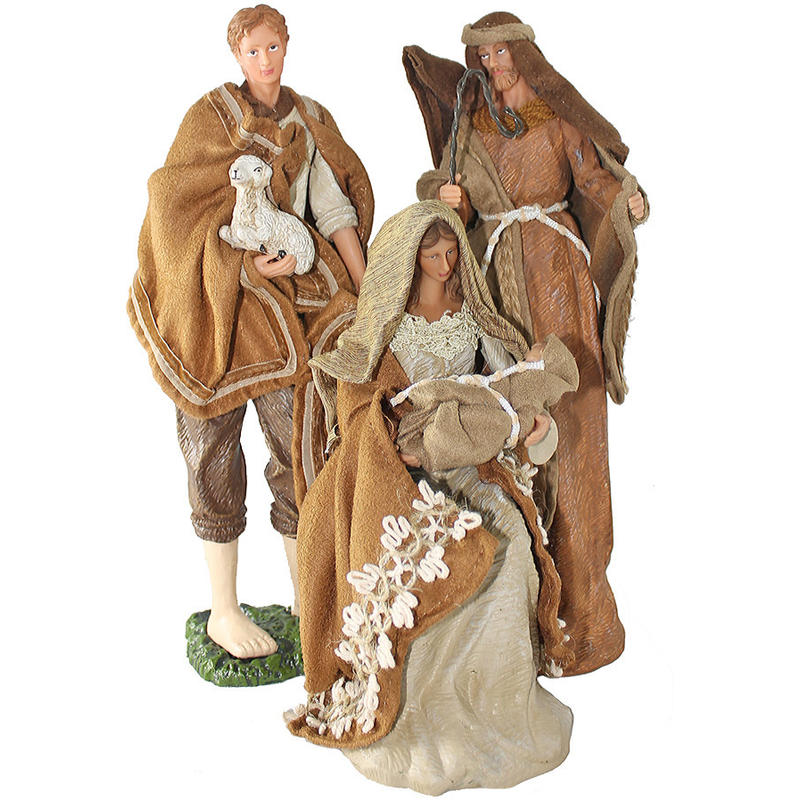 Nativity set of 3